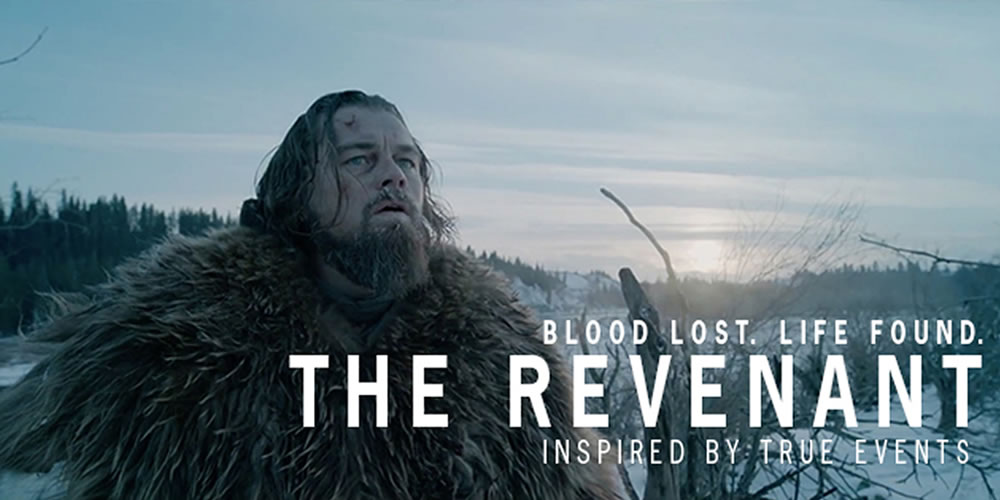 The Revenant series poster