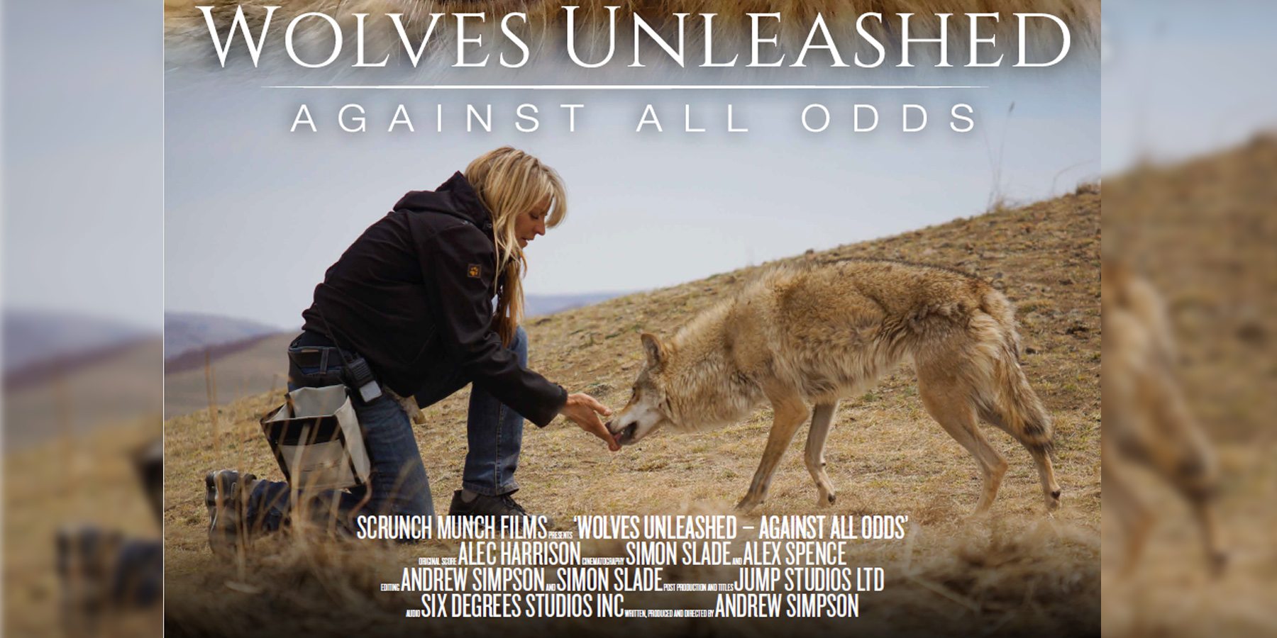 Wolves Unleashed Movie Poster Small