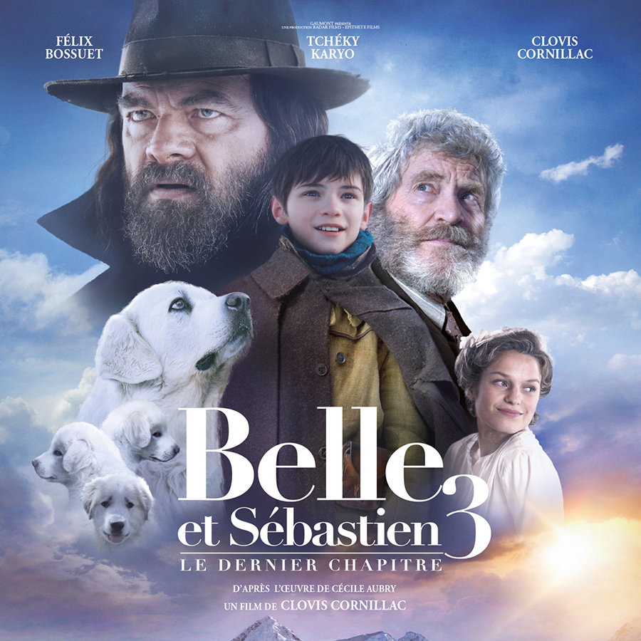 Belle Et Sebestien 3 Movie Poster