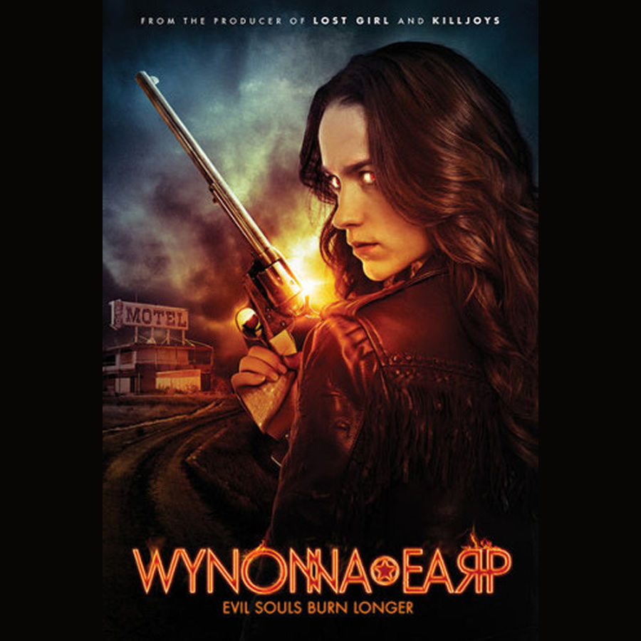 Wynonna Earp movie poster